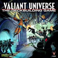 Legends Rising: The Valiant Universe Deckbuilding Game