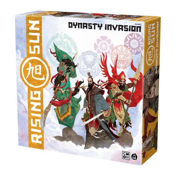 Rising Sun: Dynasty Invasion Pozostałe gry Cool Mini Or Not