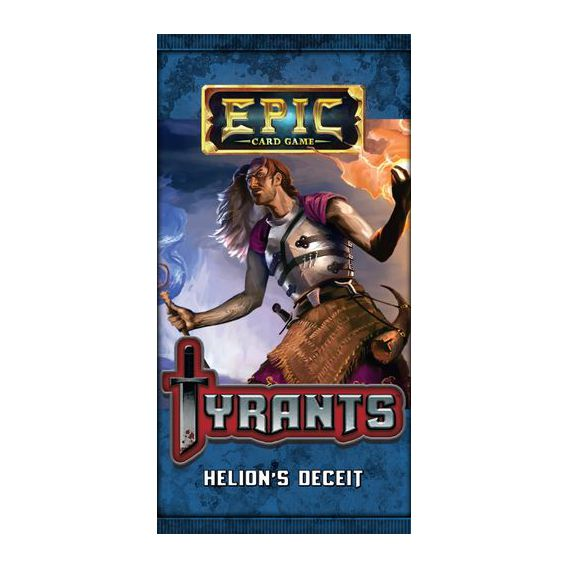 Epic Card Game: Tyrants – Helion's Deceit