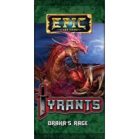 Epic Card Game: Tyrants - Draka's Rage
