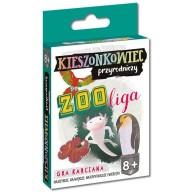 Kieszonkowiec przyrodniczy - Zoo Liga