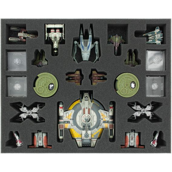 Gąbka do Star Wars X-wing: Shadow Caster, StarViper and other (FSJZ040BO)