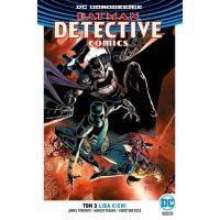 Batman Detective Comics - Liga Cieni. Tom 3