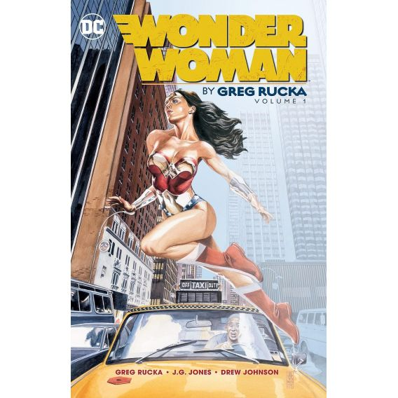 Wonder Woman. Tom 1