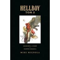 Hellboy: Zdobywca Czerw. Dziwne miejsca. Tom 3