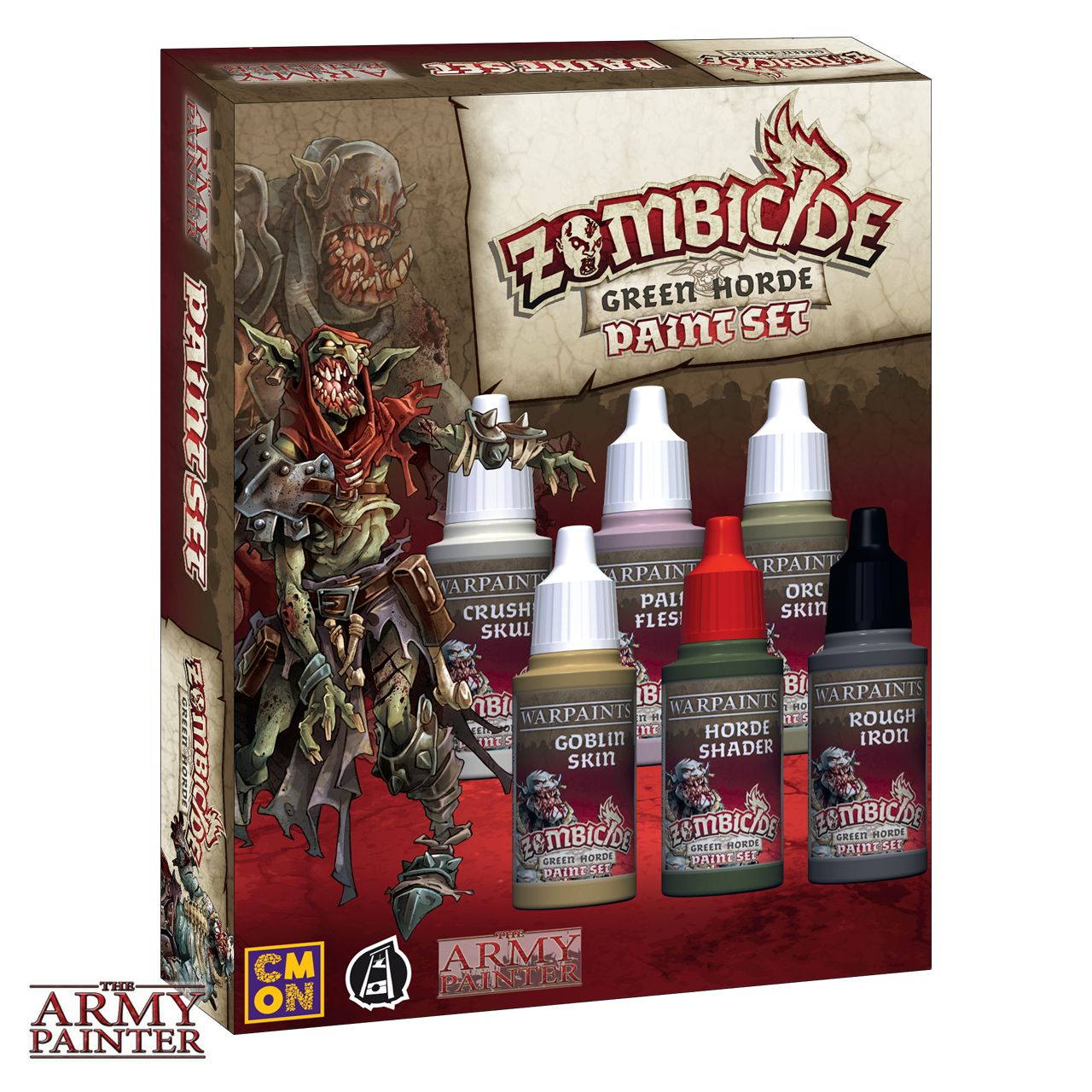 Army Painter zestaw farb Zombicide: Green Horde