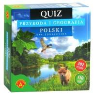 Quiz przyroda i geografia Polski Edukacyjne Alexander