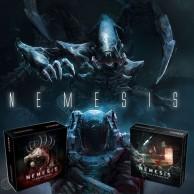 Pakiet Nemesis ENG (edycja Kickstarter)