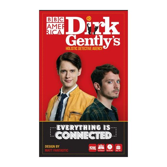 Dirk Gently's Holistic Detective Agency: Everything is Connected Pozostałe IDW Games