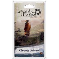 L5R LCG: Elements Unbound Elemental Cycle - Dynasty Packs Fantasy Flight Games