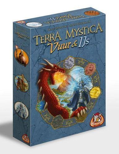 Terra Mystica: Feuer & Eis - DE