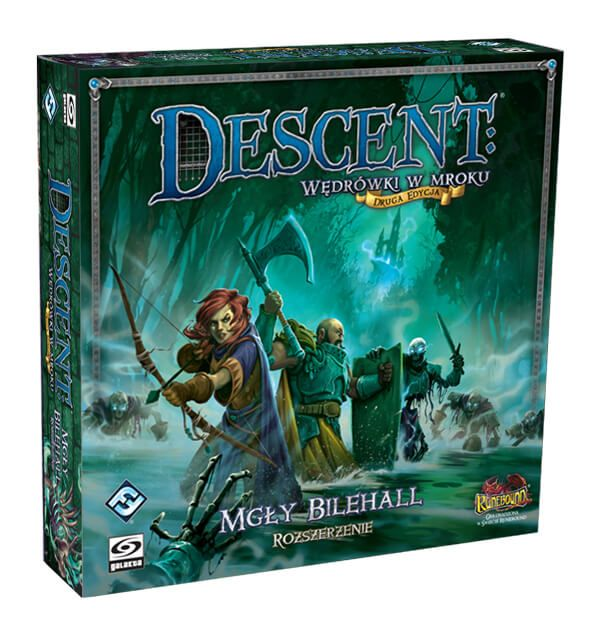 Descent: Mgły Bilehall