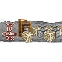 Skull Tales: Pirate Dice set