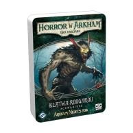 Horror w Arkham LCG: Klątwa Rougarou DNŻ
