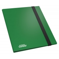 UG 9-Pocket FlexXfolio Green