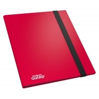 UG 9-Pocket FlexXfolio Red