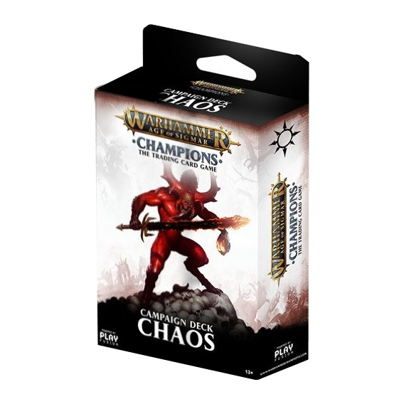 Warhammer Age of Sigmar: Champions – Campaign Decks Chaos