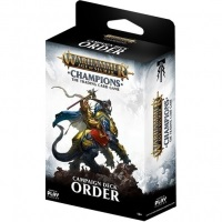 Warhammer Age of Sigmar: Champions - Campaign Decks Order