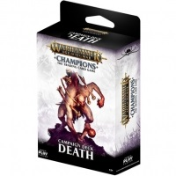 Warhammer Age of Sigmar: Champions - Campaign Decks Death