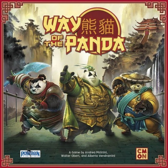 Way of the Panda Strategiczne Cool Mini Or Not