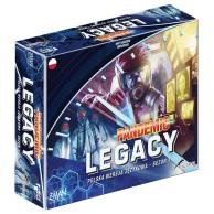 Pandemic (Pandemia) Legacy: Sezon 1 (edycja niebieska)