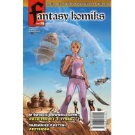 Fantasy Komiks. Tom 29