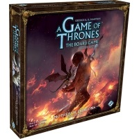 A Game of Thrones: The Board Game Second Edition: Mother of Dragons