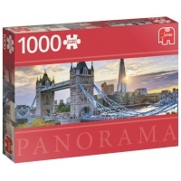 Puzzle 1000 el. Tower Bridge / Londyn (panorama)