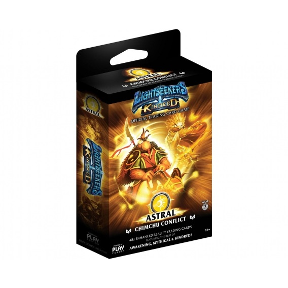 Lightseekers Awakening TCG: Starter Deck Wave 3 - Astral
