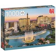 Puzzle 1000 el. Las Vegas / USA