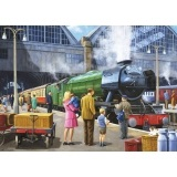 Puzzle 1000 el. Lokomotywa Flying Scotsman