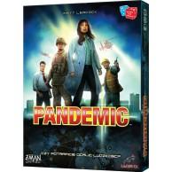 Pandemia (polska edycja Pandemic) Gry dla jednego gracza Lacerta