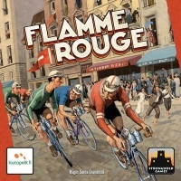 Flamme Rouge Sportowe Stronghold Games