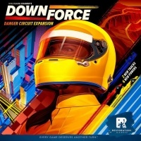 Downforce Danger Circuit Expansion Pozostałe gry Restoration Games