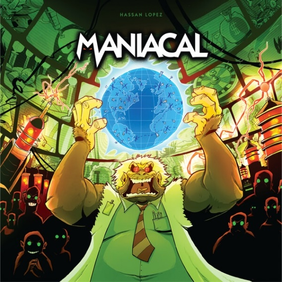 Maniacal (Kickstarter edition)