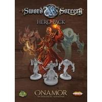 Sword & Sorcery: Immortal Souls - Onamor Hero Pack Pozostałe gry Ares Games