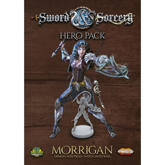 Sword & Sorcery: Immortal Souls - Morrigan Hero Pack