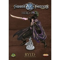 Sword & Sorcery: Immortal Souls - Ryld Hero Pack Pozostałe gry Ares Games