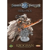 Sword & Sorcery: Hero Pack – Kroghan the Barbarian/Dreadlord