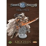 Sword & Sorcery: Hero Pack - Kroghan the Barbarian/Dreadlord Pozostałe gry Ares Games