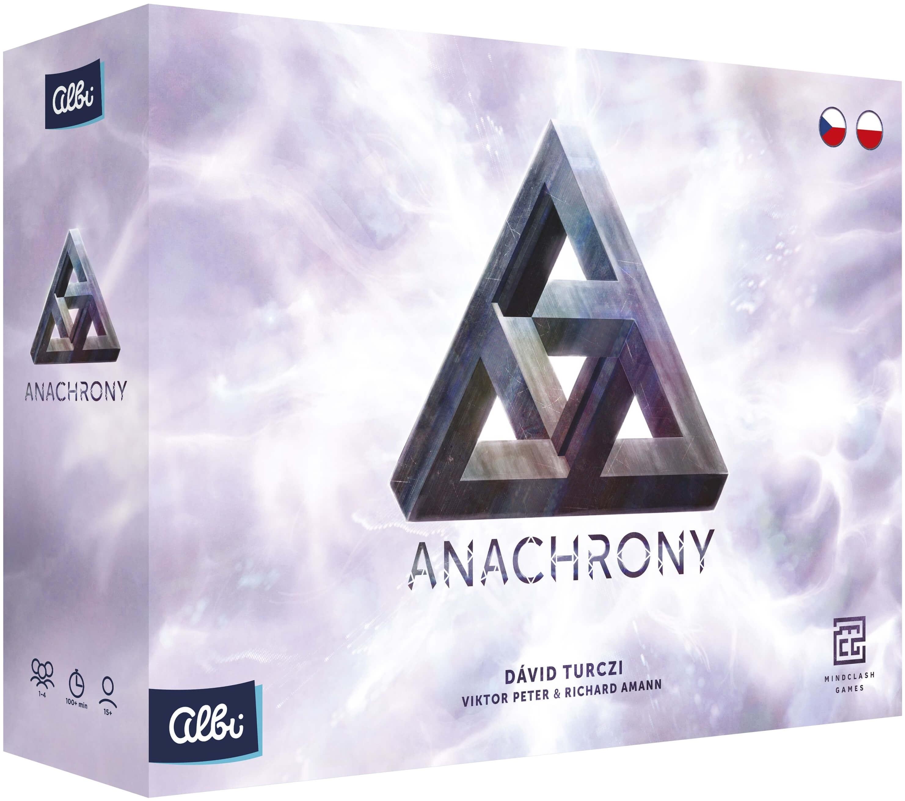 Anachrony (edycja polska)