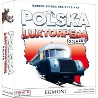 Polska Luxtorpeda: Odjazd!