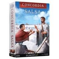 Concordia: Salsa (edycja polska)