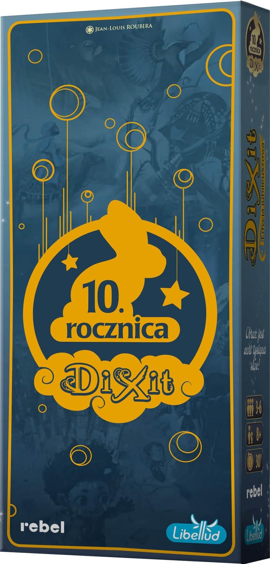 Dixit 9: Edycja jubileuszowa + karta promocyjna