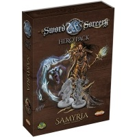 Sword & Sorcery: Immortal Souls - Samyria Hero Pack
