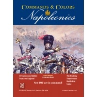 Commands & Colors: Napoleonics (trzecia edycja) Wojenne GMT Games