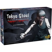 Tokyo Ghoul: Bloody Masquerade Gry Dedukcji Don't Panic Games