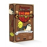 Adventure Time Card Wars Collector's Pack 5 - Lemongrab vs Gunter