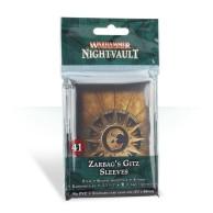 Warhammer Underworlds: Nightvault Zarbag's Gitz Sleeves
