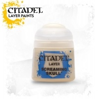 Citadel Layer: Screaming Skull